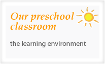 preschool educational classes